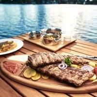 Strandcafé Alte Donau eröffnet am 2. Juni