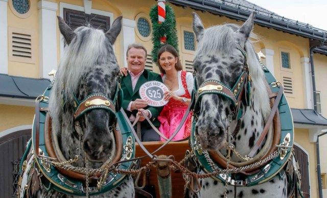 Jubiläumsfest für Salzburger Stieglbrauerei