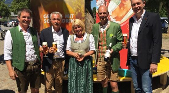 Österreichs größtes Brauchtumsfest Villacher Kirchtag
