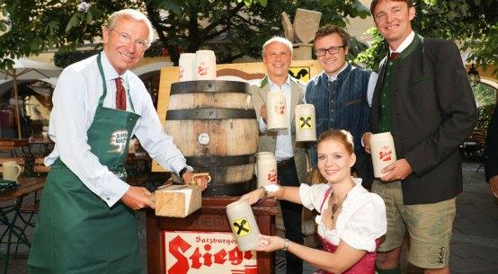 Brauchtum und Kulinarik beim Salzburger Bauernherbst