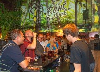 Urlaubsfeeling beim Vienna Rumfestival Fachmesse