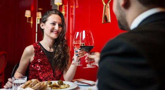 Winzer-Dinner und Trüffel-Menü im Cuisino Wien