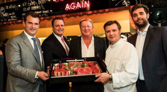 Treffpunkt für Steak-Freunde el Gaucho Rochusmarkt