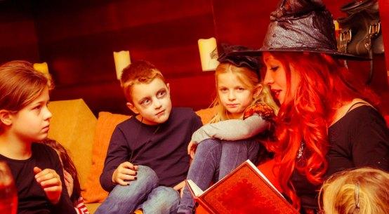 Halloween im Prater Kinderprogramm in der Luftburg