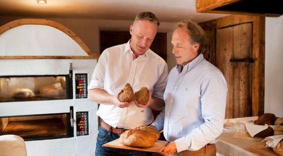 Teigiges Brot für die Gastronomie Haubis Brotkompetenz