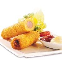 Neuheit von 11er: Gluten- und lactosefreier Rösti-Hot Dog