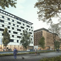 Hampton by Hilton Vienna: Neues Hotel in Messe-Nähe geplant