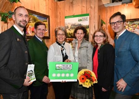 Erster 5 Blumen Bauernhof Dissauer in Niederösterreich