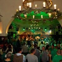 St. Patrick's Day: Irish Party in der Stiegl-Brauwelt