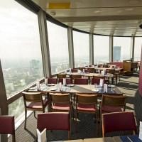 Donauturm wieder für Besucher geöffnet
