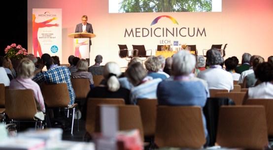 Medicinicum Lech Arlberg Symposium Genuss Sucht