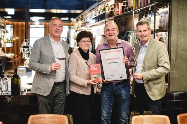 Weinmensch 2019 Herbert Prohaska