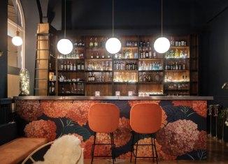 Pop-up-Bar Annabel's Vienna in der Wiener City