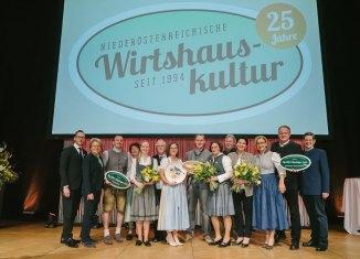 Wirtshauskultur Qualität und Regionalität Top-Wirte 2019