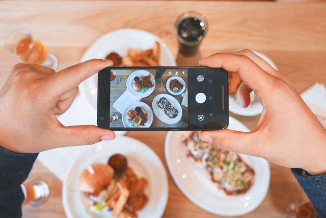 Mood-Bilder statt Food-Bilder