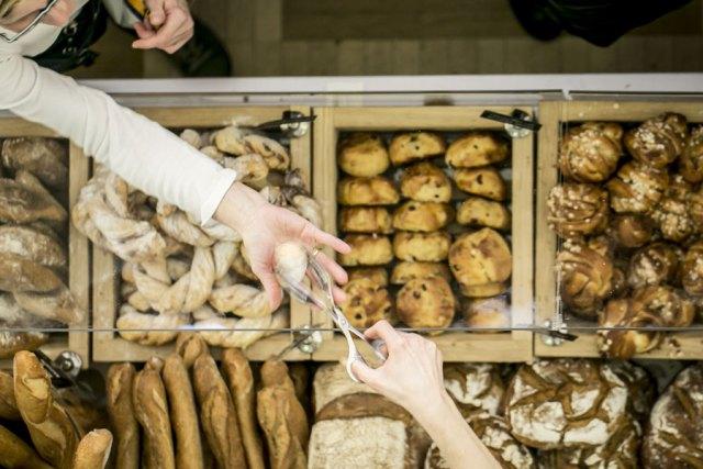 Kruste&Krume Wien : Der Bäckermarkt lädt die Besucher zum Kuspern und Kaufen ein