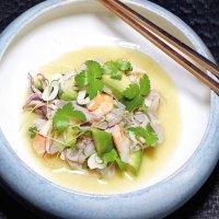 Japanisches Barfood zum Teilen