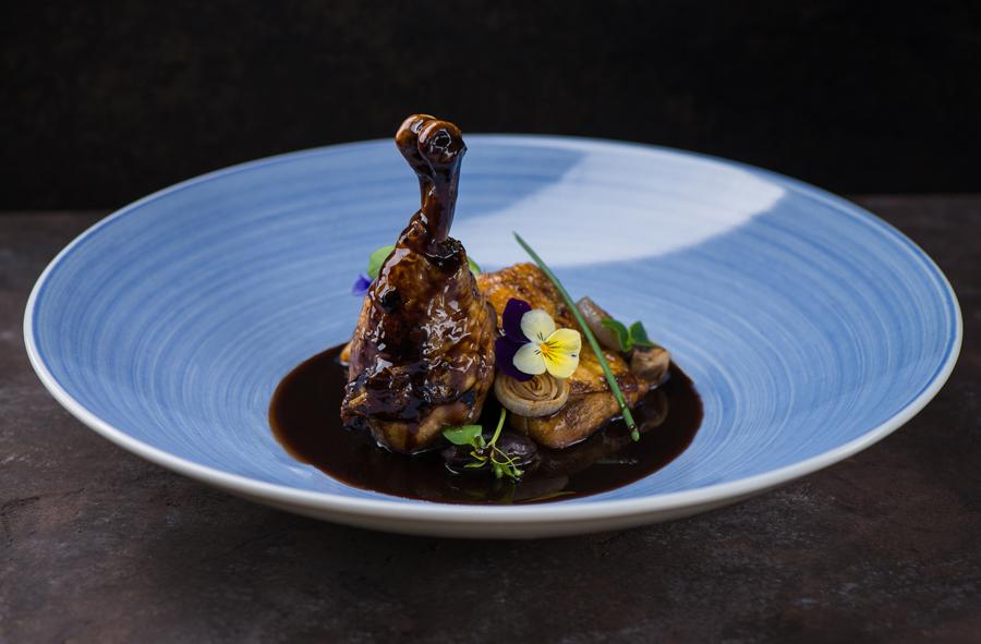 Kuchlmasterei: Feinste Kulinarik aus Frankreich mit österreichischem Flair