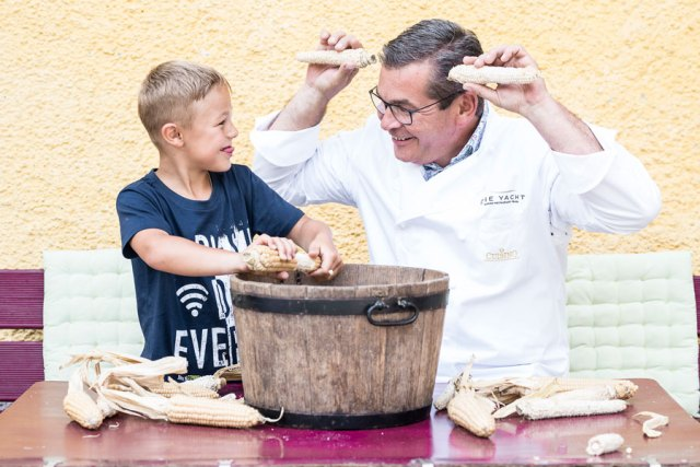 Cuisino-Restaurants als Paten für Slow-Food-Produkte