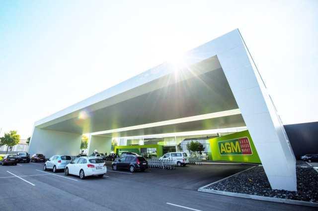 Alle 18 AGM Großmärkte in Österreich haben ab sofort für die breite Bevölkerung geöffnet.
