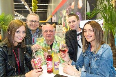 Das umfassende Angebot des Getränkespezialisten Transgourmet Trinkwerk rundet das Angebot ab.