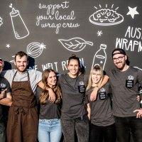 Food-Truck-Pioniere Wrapstars werden sesshaft: Crowdfunding-Kampagne für Lokal