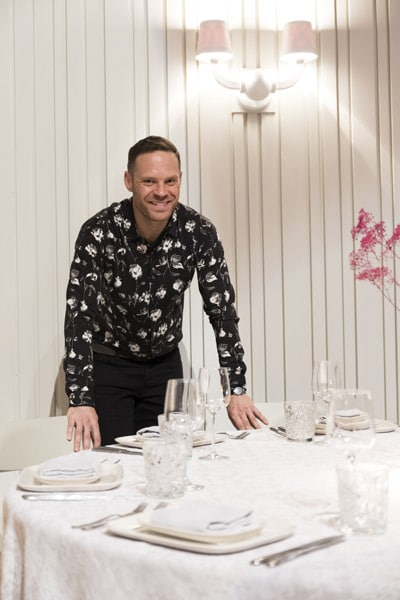 Thomas Hahn, Geschäftsführer der Labstelle Wien, nimmt eine wichtige Erkenntnis aus der Krise mit: Man muss sein gastronomisches Konzept immer wieder neu denken