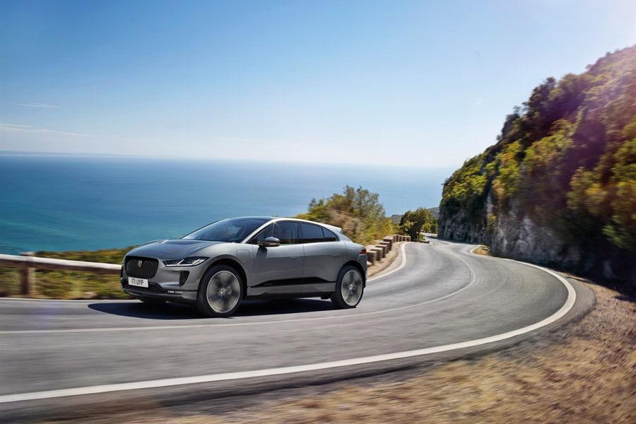 Neues Einstiegsmodell: Jaguar I-PACE EV320 Austria Edition