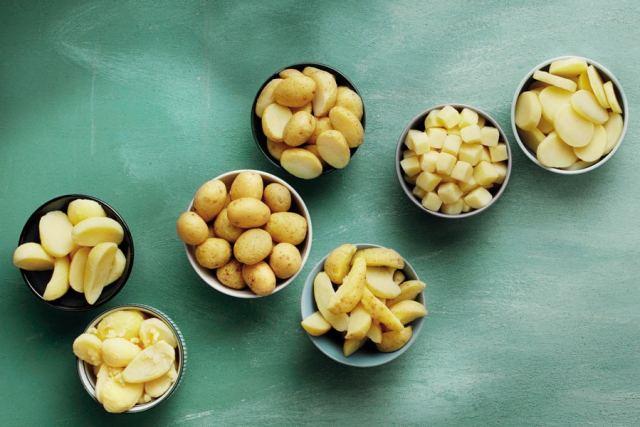 Kartoffel-Produkte Küchenarbeit Das vielfältige Aviko SteamFresh-Sortiment