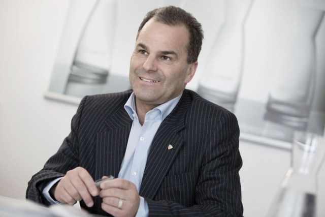 Energy Globe Award für Wellwasser Dietmar Meraner, Geschäftsführer Wellwasser Technology GmbH