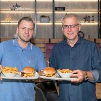 Erstes Le Burger-Outlet in Tirol