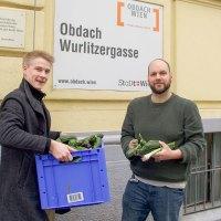 """Le Burger liefert klimaneutral ins Haus und spendet für """"Obdach Wien"""""""