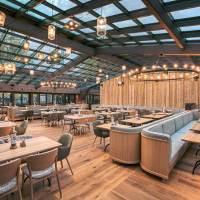 Luftburg wird größtes Bio-Restaurant der Welt