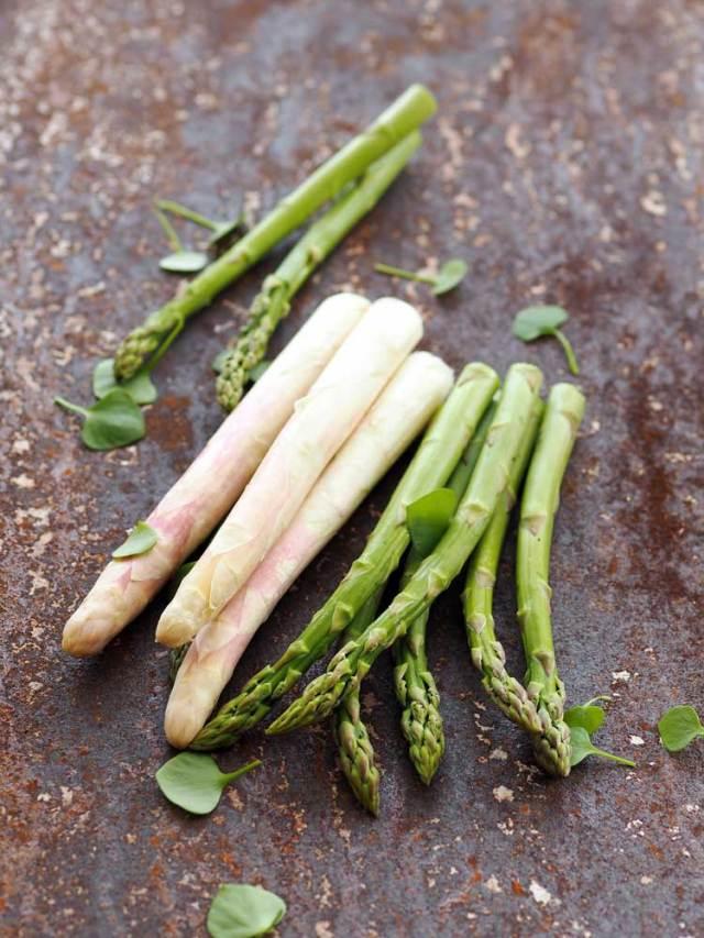 Gesundes Edelgemüse Spargel Spargel ist mit nur 17 kcal/100 g eine der kalorienärmsten Gemüsesorten – ideal für die leichte Küche und zum Abnehmen.