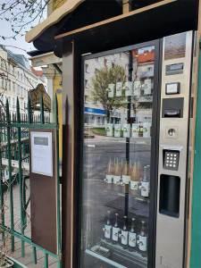 Bier aus dem Automaten