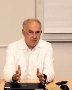 Mag. Georg Frisch (oben) ist für die ausgewogene Ernährung der Wiener Soldaten und Heeresbediensteten verantwortlich.