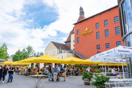 In den rund zwei Monaten kamen etwa 35.000 Gäste zum diesjährigen Ottakringer Bierfest.