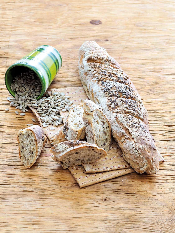 Brot, Semmeln, Weckerl und Stangerl
