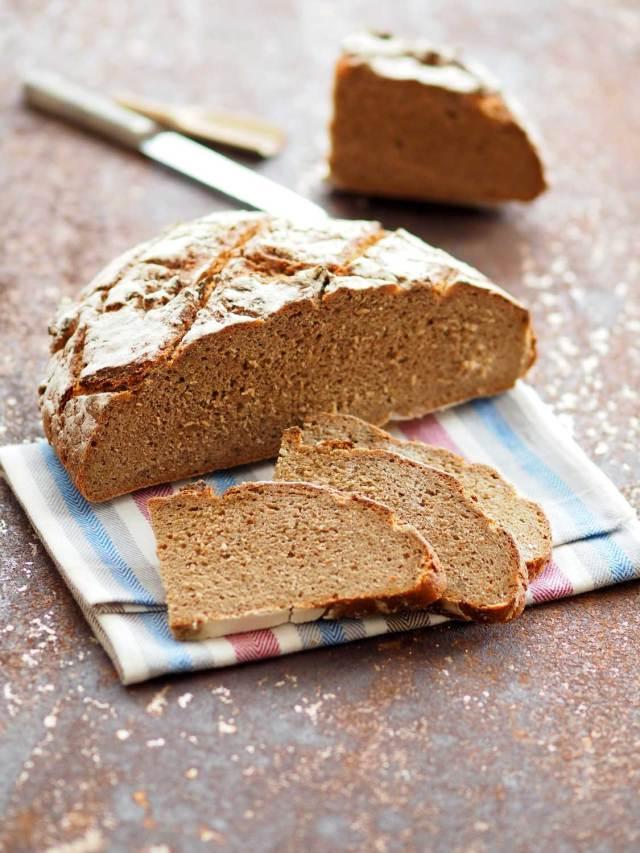 Mischbrot mit altem Brot rezept
