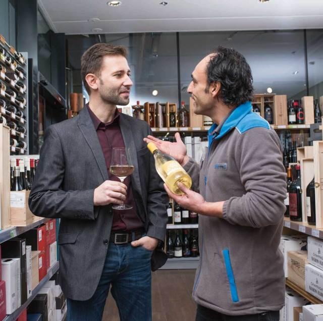 Transgourmet bietet eine vielfältige Auswahl an Weinspezialitäten Biologisch? Sehr gerne! Nachhaltigkeit auch bei Weinen ein Trend-Thema