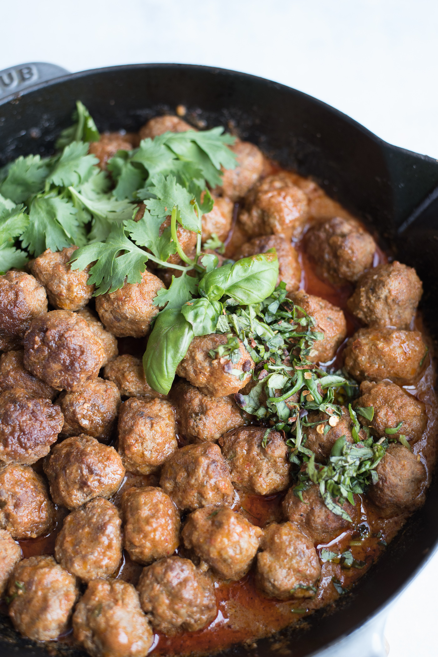 Curry Meatballs