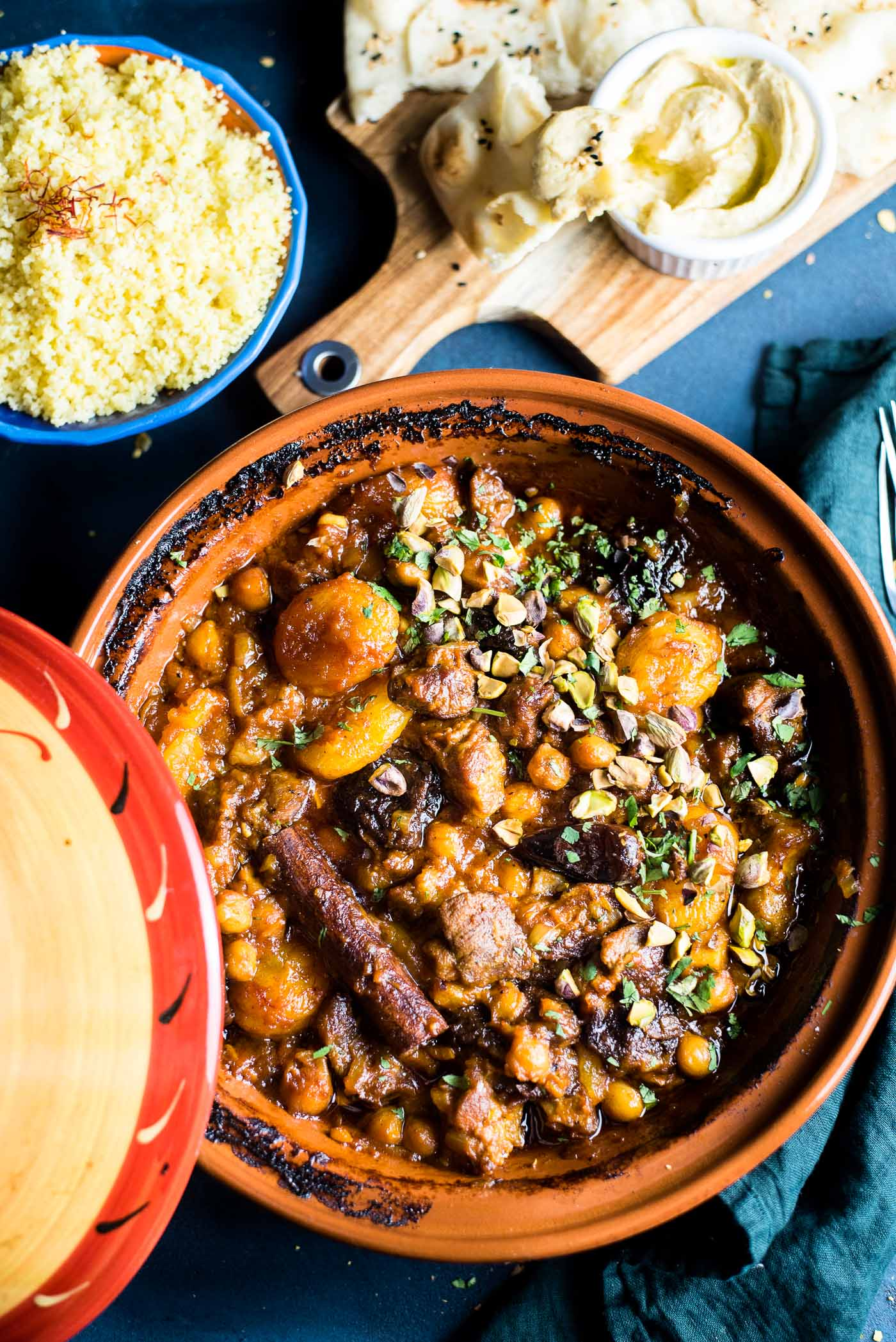 Check spelling or type a new query. Moroccan Lamb Tagine - GastroSenses
