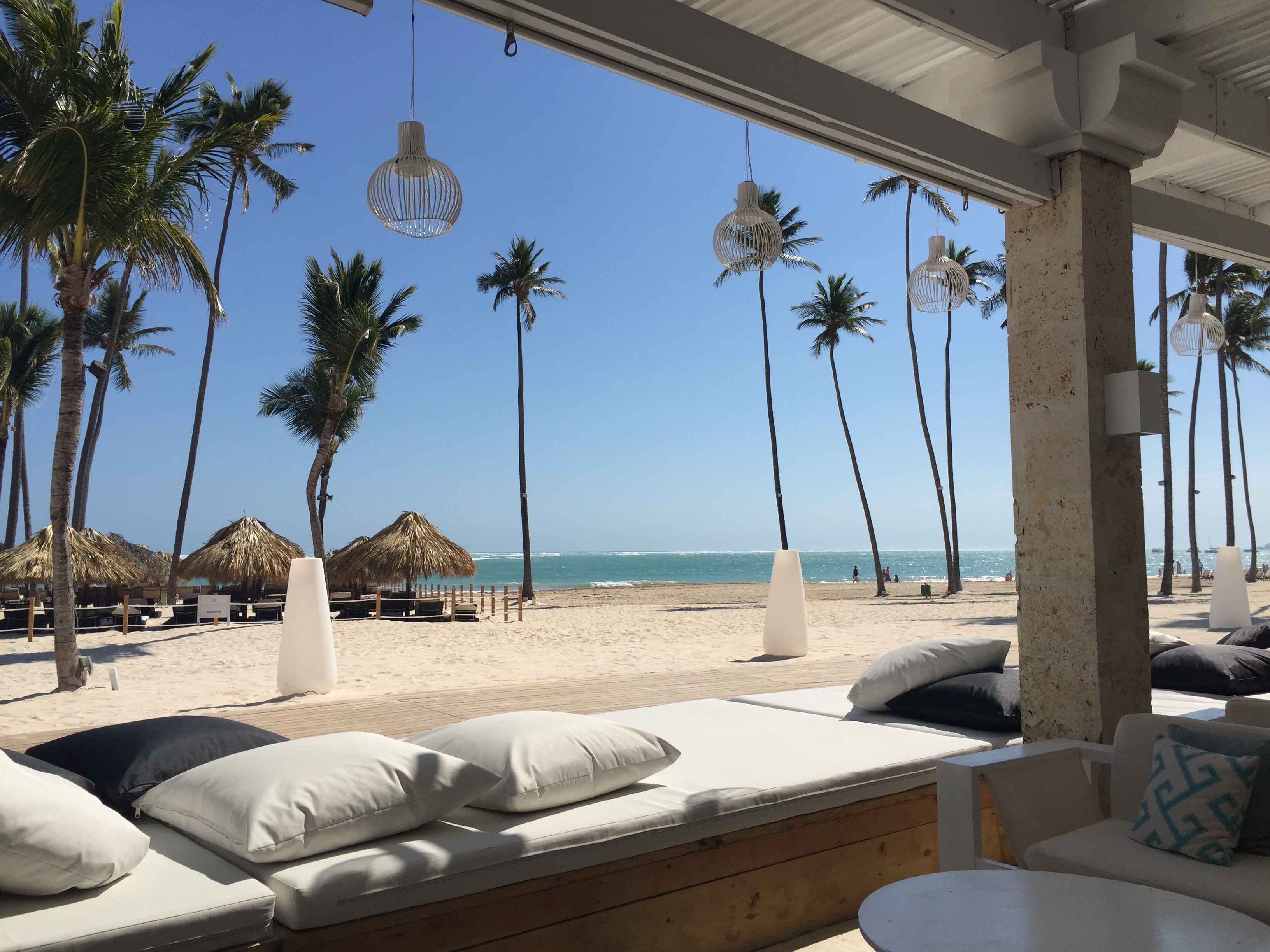 Dominican Republic Family Vacation + Tips for flying with