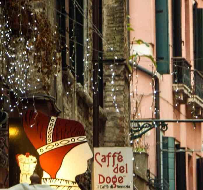 Caffè Del Doge Venice
