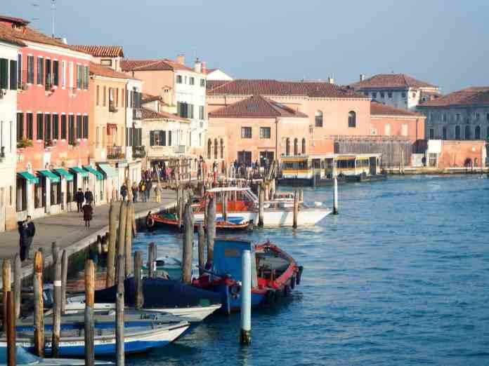 Colourful Murano Italy