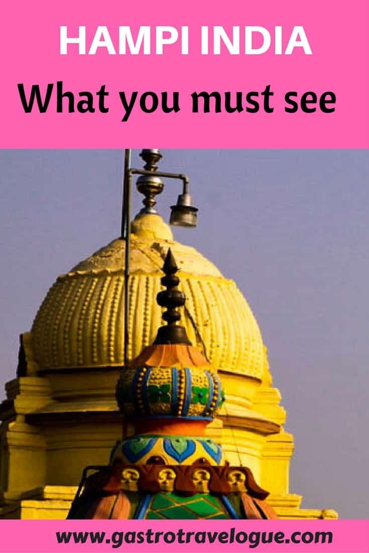 Hampi India Highlights Guide