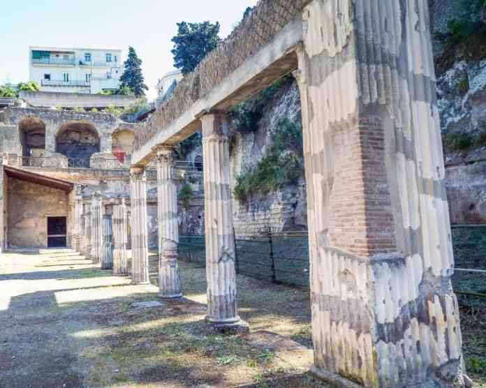 Guide to visiting Herculaneum