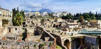 Guide to visiting Herculaneum - #italy #europe #ruins #history #archaeology #southernitaly #UNESCO #heritage