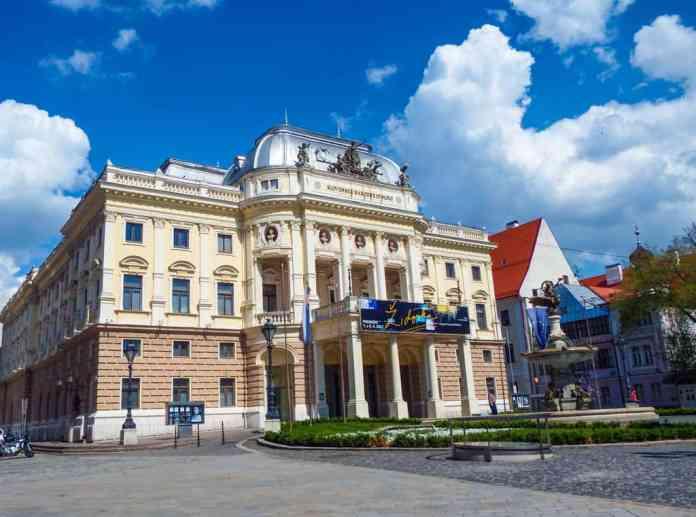 Old Opera House Bratislava