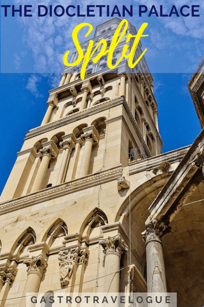 The Diocletian Palace  Split guide